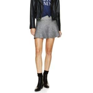 Aritzia Talula Vanderbilt Sweater Flare Skirt